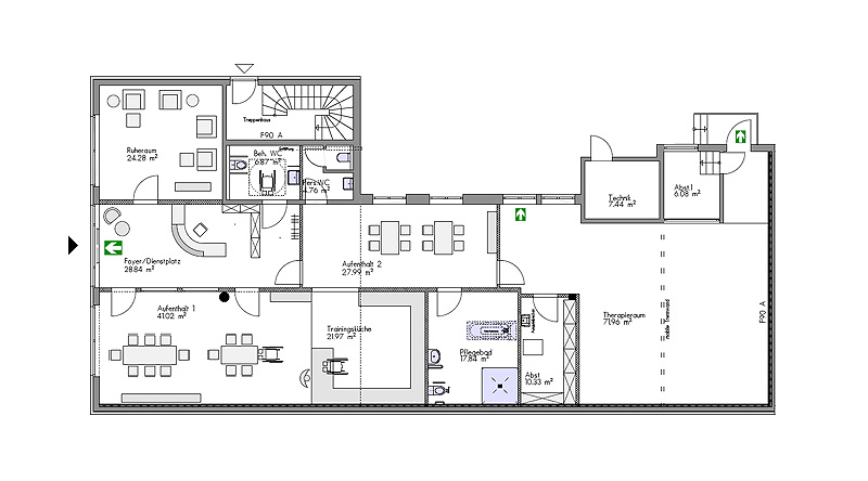 oasien tagespflege haus billerbeck altenpflege team. Black Bedroom Furniture Sets. Home Design Ideas
